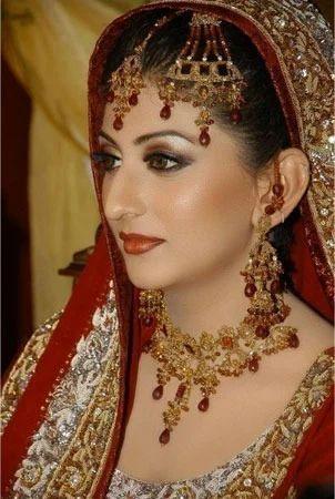 Arabic Bridal Makeup Services In Musheerabad Achanta