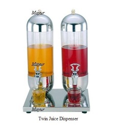 Twin Juice Dispenser