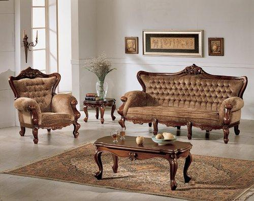 Wooden Designer Sofa - Sofa Set Manufacturer from Aurangabad