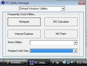 Pc Utility Manager : Pc Utility Management Software
