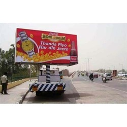 Mobile Advertising Hoardings Services