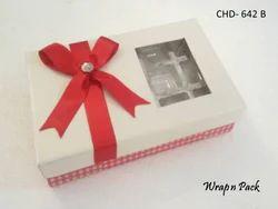 Chocolate Box with Window
