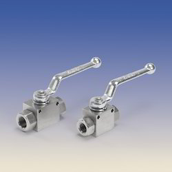 2 Way Stainless Steel Ball Valve