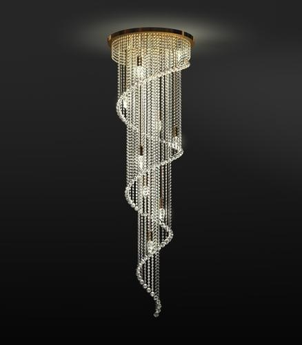 Long Crystal Chandelier The Brighter Side Wholesale Trader In - Chandelier crystals wholesale india