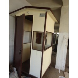 Security Guard Room at Rs 35000 unit Guard Huts ID 6208731788