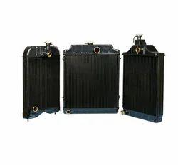 Maharashtra Radiators Steel Tractor Radiator, Capacity: 2.5 Litre