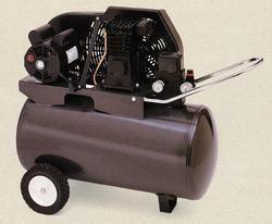 2 HP Portable Air Compressor Machine, Warranty: 6 months