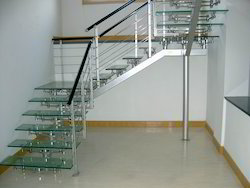 Glass Fitting Railing