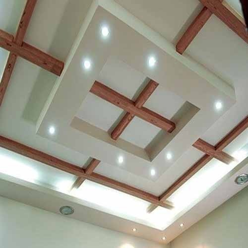 High Roof False Ceiling Designs: Office Room False Ceiling Service Exporter
