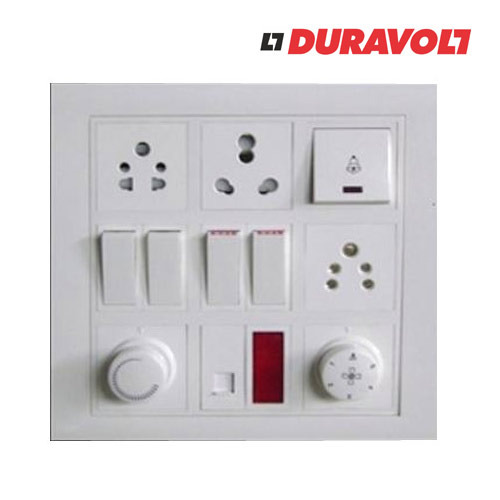 Switch Board Electric Switches And Sockets