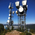 Microwave Towers