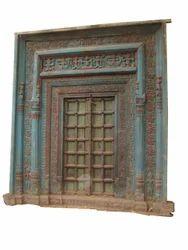 Carved Antique Door