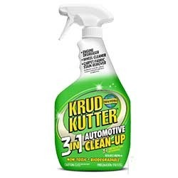 Krud Kutter 3-in-1 Automotive Cleaner and Degreaser