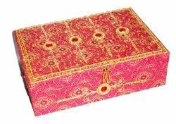 Fabric Jewelry Box Manufacturers Suppliers in India