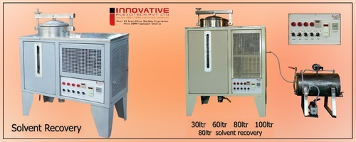 Innovative FlexoTech Pvt.Ltd. Solvent Distillation Unit