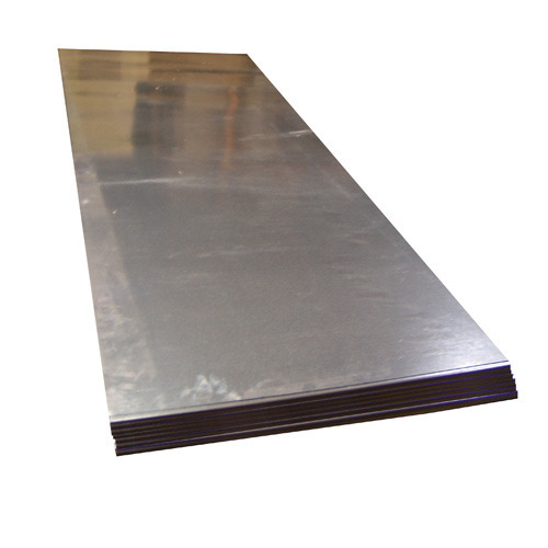 Silver Steel Stainless Steel Galvanized Sheets