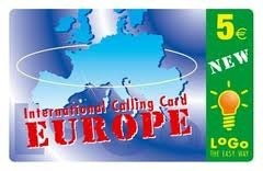 International Calling Cards Services