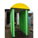 FRP Metal Detector Canopy
