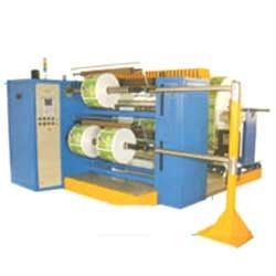 Heavy Duty Shaft Slitter Machine
