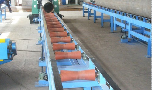 Mobile Pipe Conveyor System Manufacturer From Ahmedabad