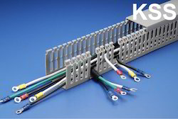 PVC Cable Duct Tray