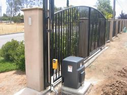 Automatic Steel Gate
