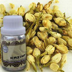 KAZIMA Pure Natural Undiluted Hina Zafrani Attar