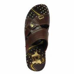 ilf Men Casual Leather Slipper