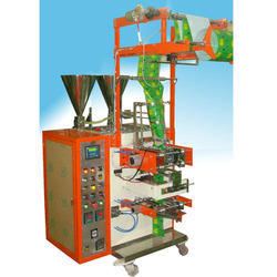 Two Track Liquid Sachets Packing Machine