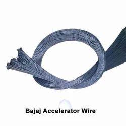 Accelerator Wire For Bajaj