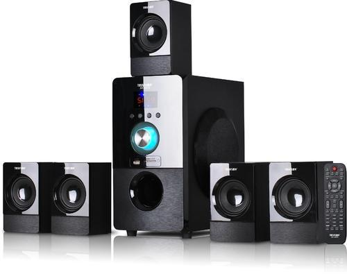 5 1 Multimedia Home Theatre Speaker Systems Truvison Se