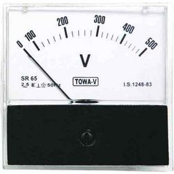 Digital & Analog Voltmeter Calibration Services