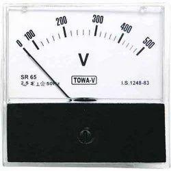 Digital & Analog Voltmeter Calibration Services