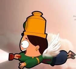 Lal Buzakkad Animation Services