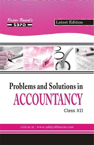 Problems solutions in accountancy commerce books sbpd problems solutions in accountancy fandeluxe Images