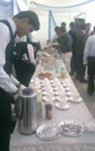 Christmas Eve Party Catering Service