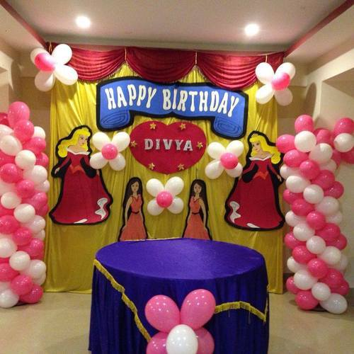Service Provider of Church Anniversary Balloon Decoration Cinemas