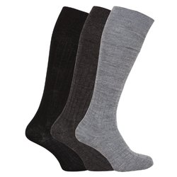 Long Wool Acrylic Socks