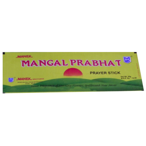 Premium Incense Stick | Manek Brothers | Manufacturer in Manek