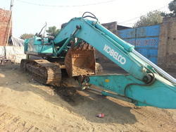 Used Spare Parts Of Excavator Kobelco SK-200 LC