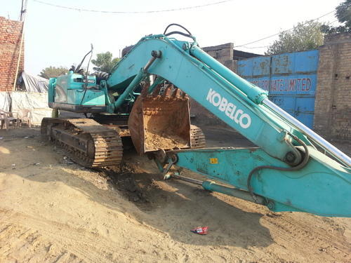 Used Spare Parts Of Excavator Kobelco Sk 200 , Sk 210