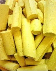 solid Sulphur Rolls, for Industrial