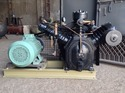 High Pressure Reciprocating Compressor