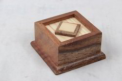 Teak Wood Paper Weight