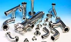 S.S. Pipes & Tubes Fittings