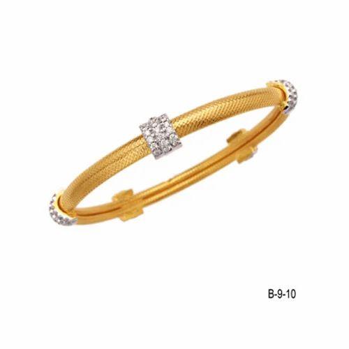 6e758629fa3 Designer Gold Bangles, Gold & Gold Jewellery | Shreenathji Gems ...