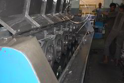 High Speed Copper Rod Breakdown Machine