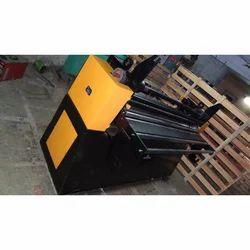 krishna fab tech Pleating Machine