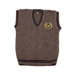 Half Sleeves Uniform Sweater