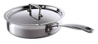 Fry Pans With Lid